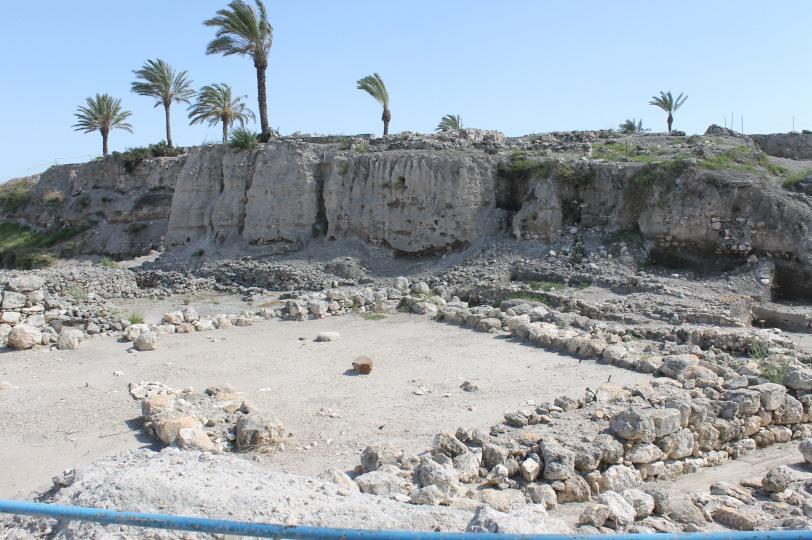 The Ruins of Meggido