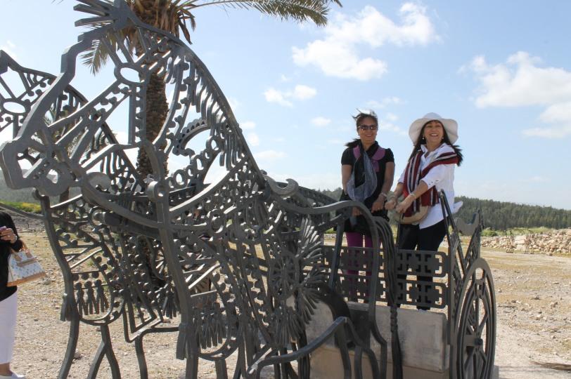 Solomon's Stables discovered in Meggido