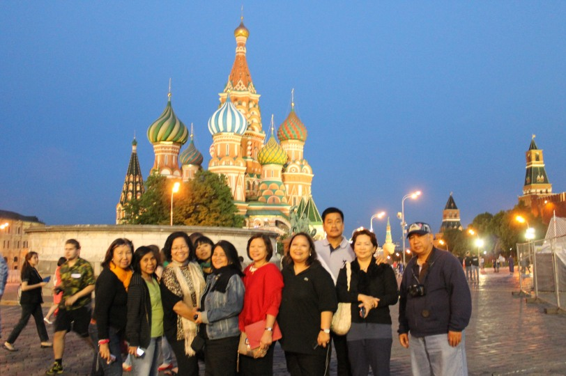 St. Basil Church on Red Square