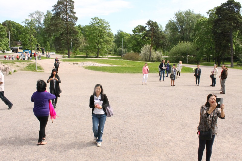 The Sibelius Park