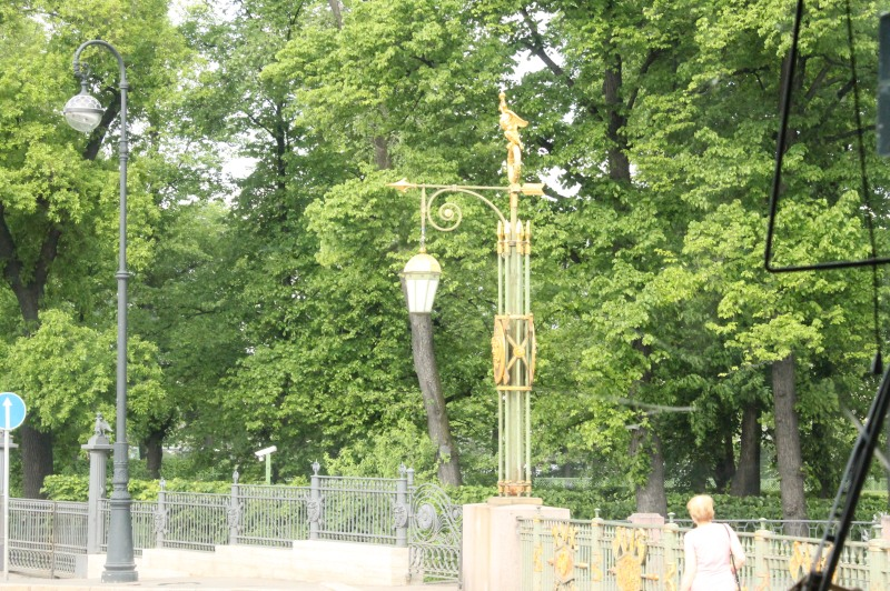 Helsinki has an abundance of Parks