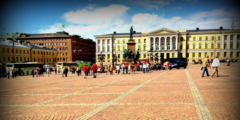 The Senate Square