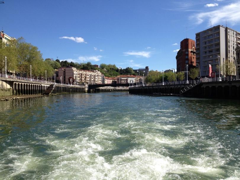 Bilbao reiver cruise