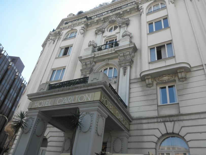 Carlton Hotel, Bilbao
