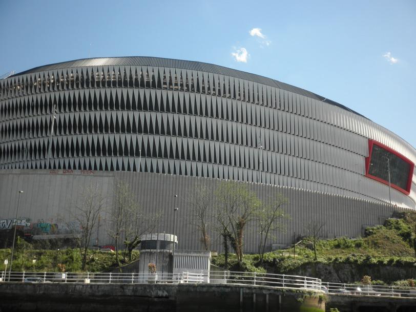 The Bilbao Arena