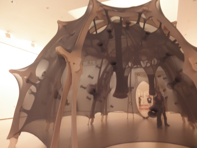Ernesto Neto's Tent of Dreams