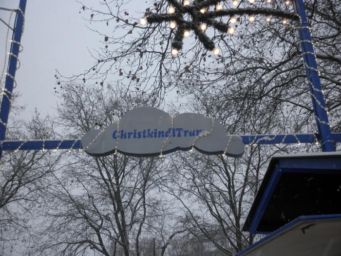 Munich Chriskindl Tram